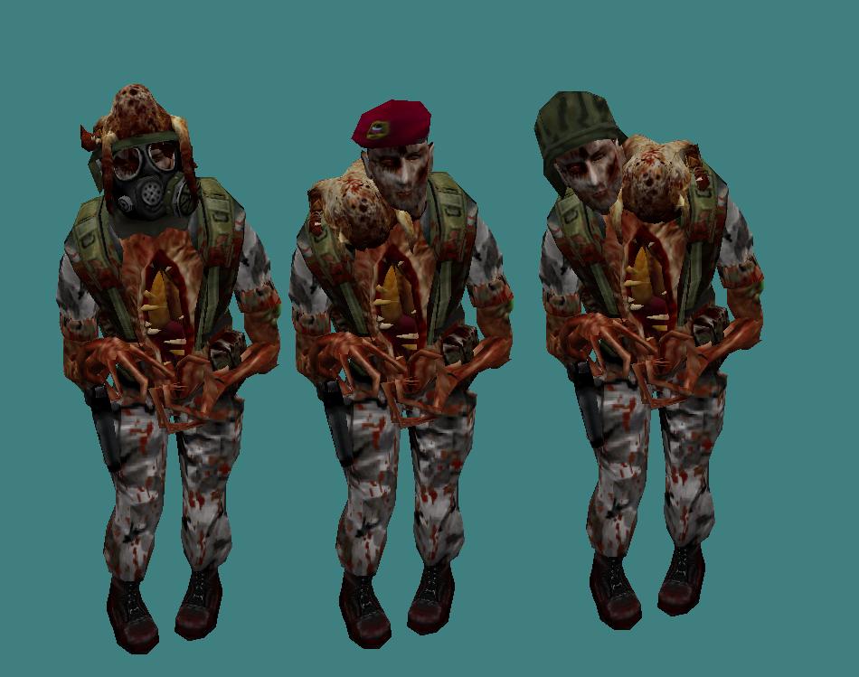 Half Life 1 Zombie Mod Скачать Игру - фото 7
