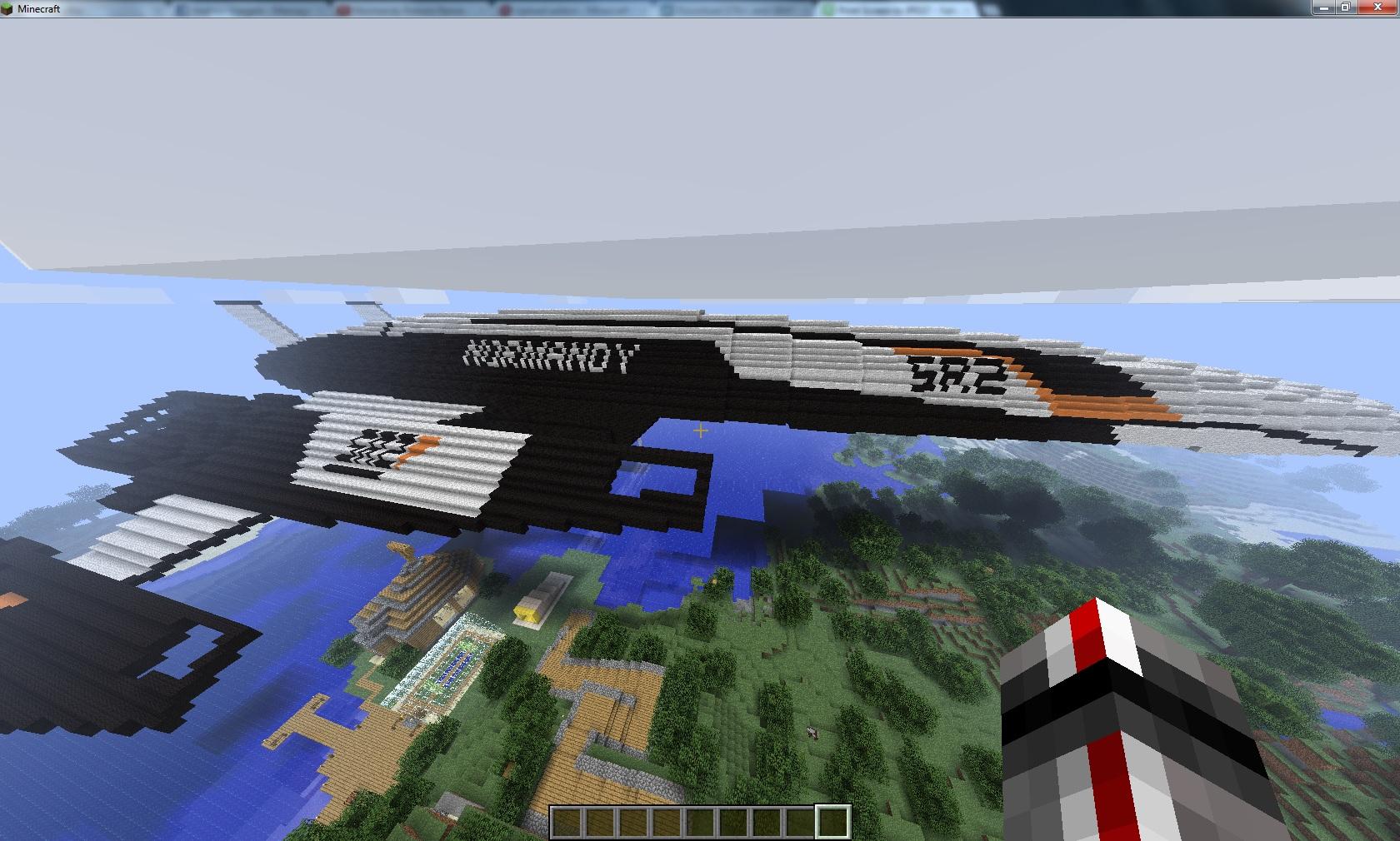 [Map] Normandy SR2-корабль из Mass Effect. » Майнкрафт ...