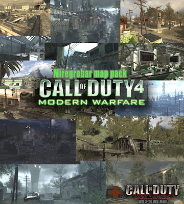 Map Pack Miregrobar's CoD4 addon - Codutility - Mod DB Call Of Duty Map Pack on