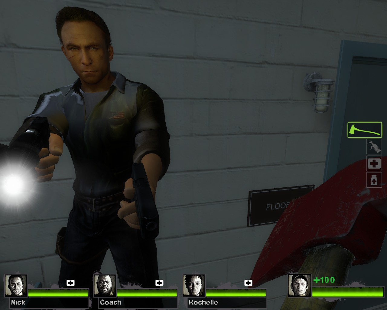 James Sunderland Nick addon - Left 4 Dead 2 - Mod DB