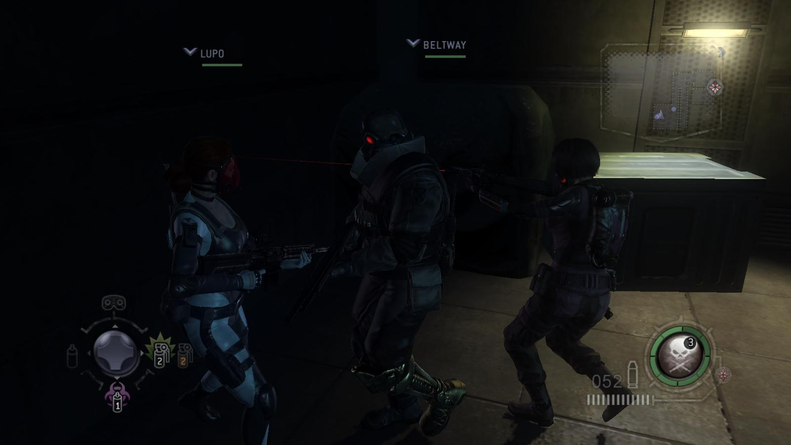 Resident evil operation raccoon city porn lupo  erotic image