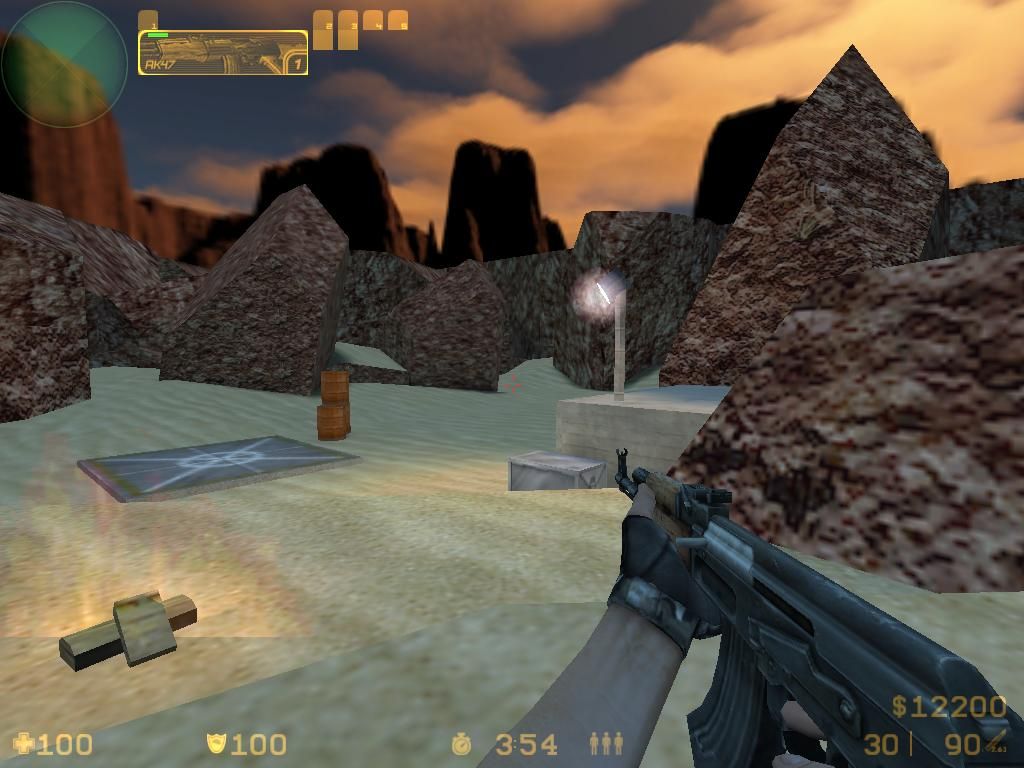 counter strike 1.8 goiceasoft map