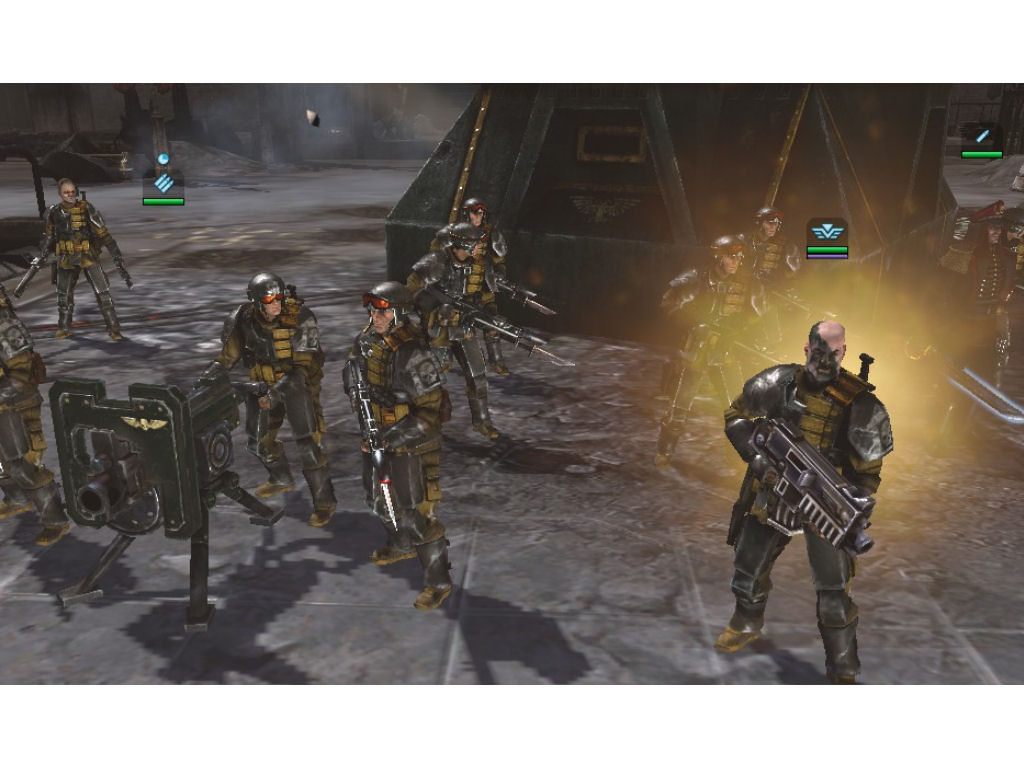 Imperial Guard re-skin add on addon - Dawn of War II ...
