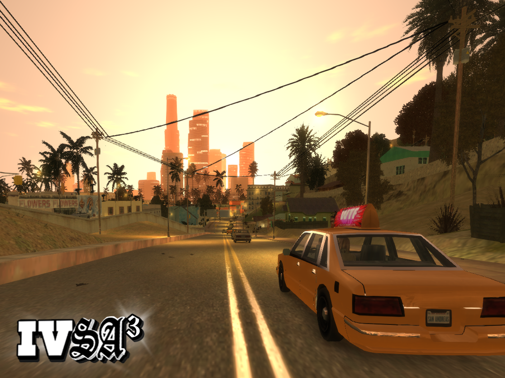 GTA IV: San Andreas BETA 3 (Torrent Version) download