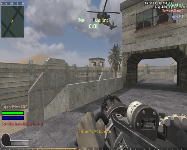 Zombie box: a other/misc map submitted by xylozi for call of duty 4