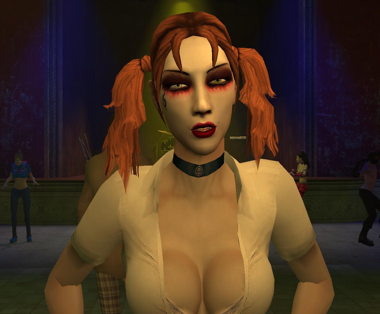 Vampire bloodlines sexy skins hentai scene