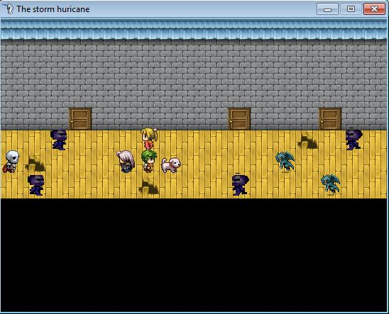 Tsh Ao Oni 2player Vs Mini Game File The Storm Hurricane Mod Db
