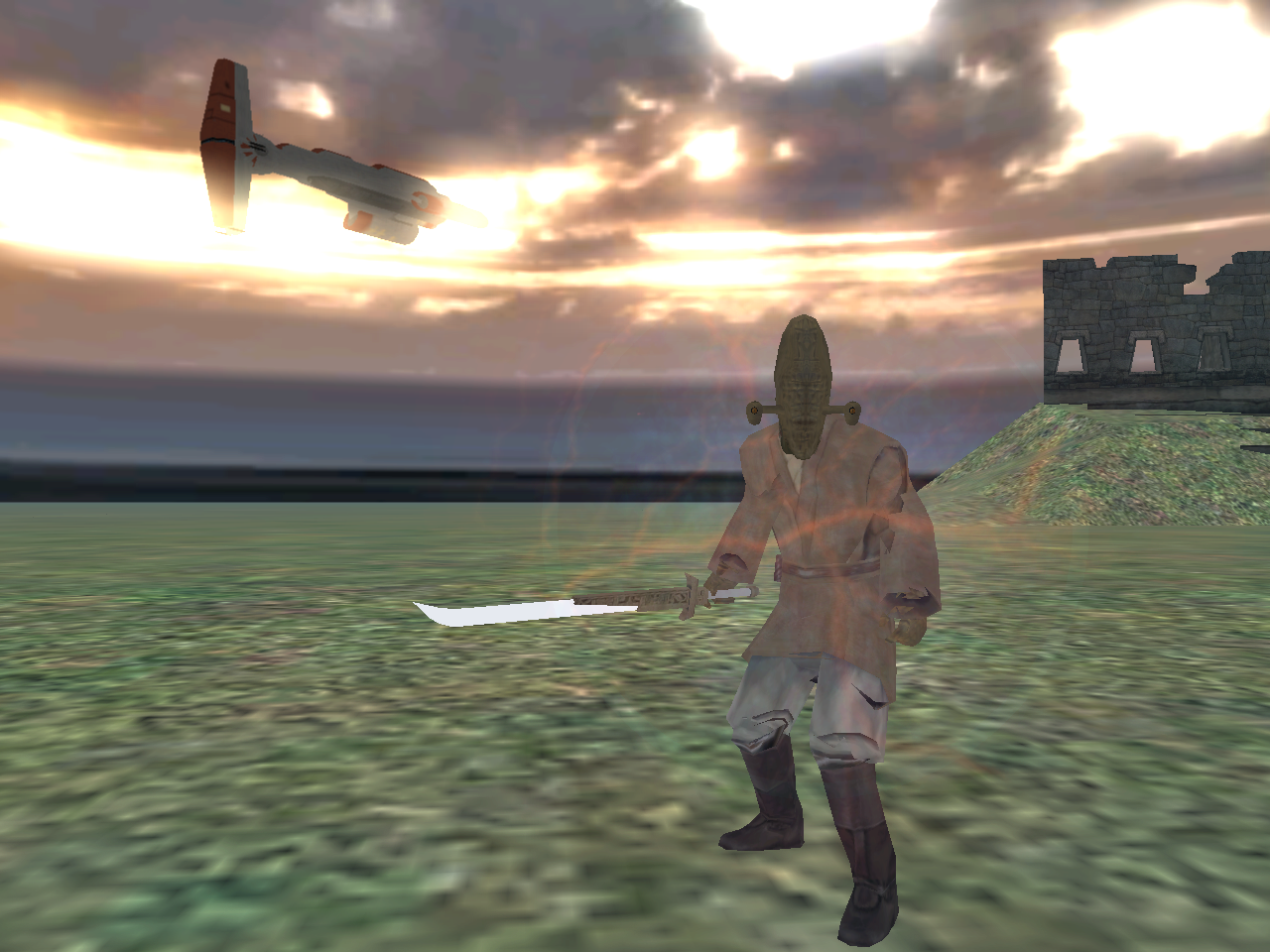 Rakatan Jedi addon - Star Wars Battlefront II - Mod DB