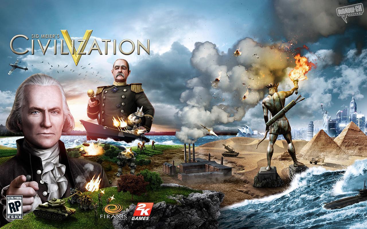 Music overhaul for Civilization 5- Gods & Kings addon - Mod DB