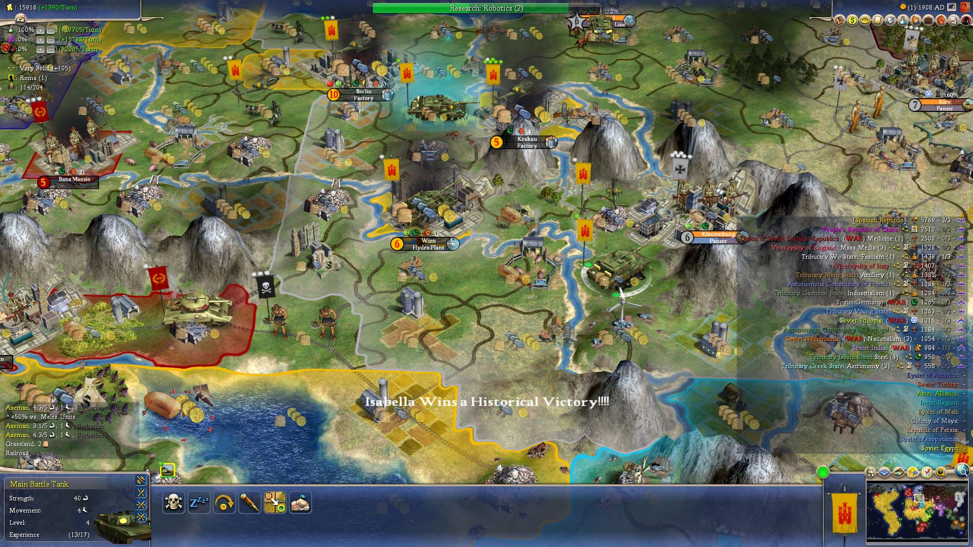 Civilization 4 beyond the sword mods rise of mankind