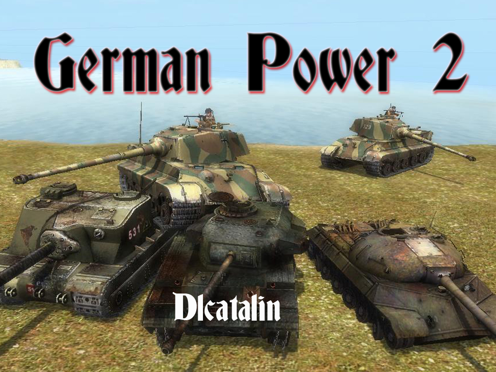German Power Fuckmaschine
