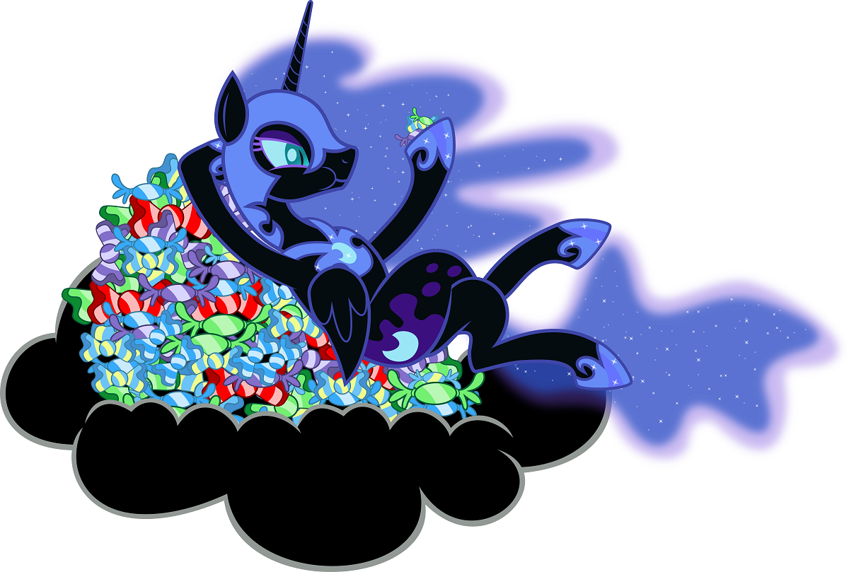nightmare moon night dessert by anbolanos file bronies of moddb