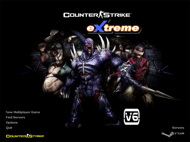 Counter-Strike Xtreme V9 (2013) PC