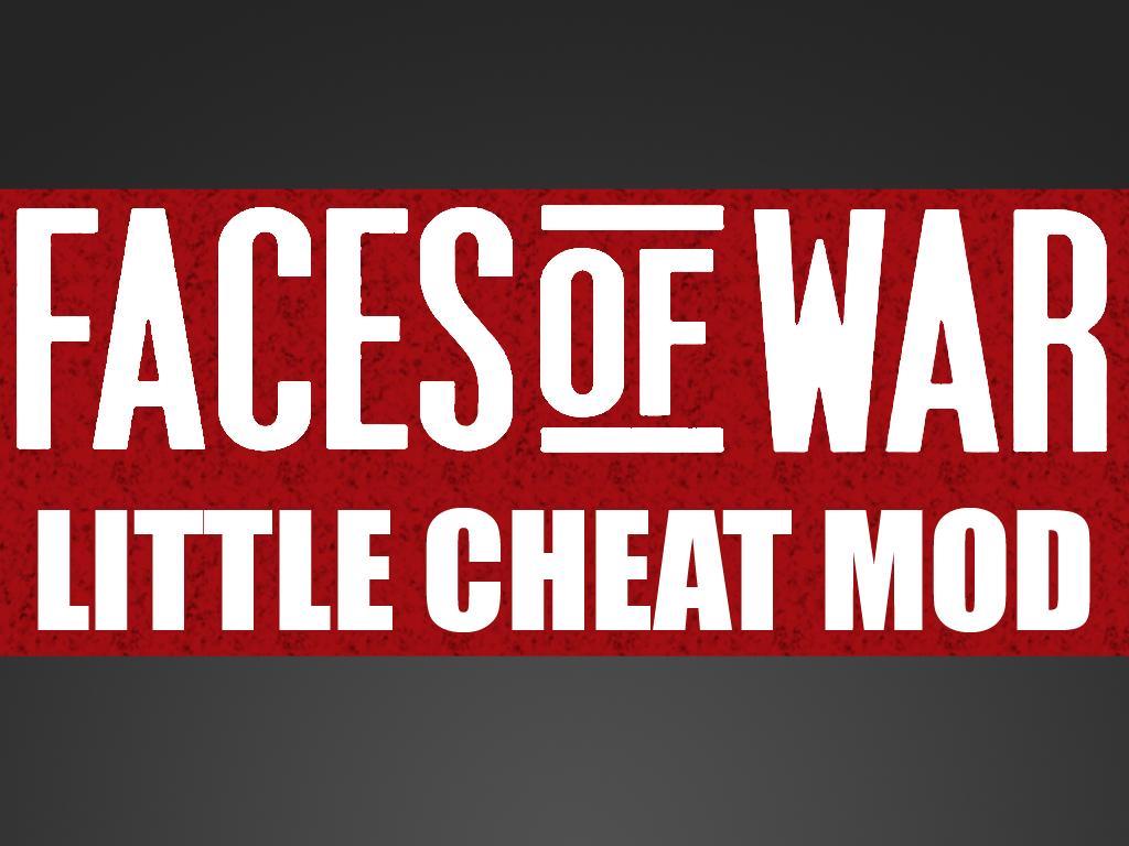 Скачать Faces of War: Little Cheat Mod