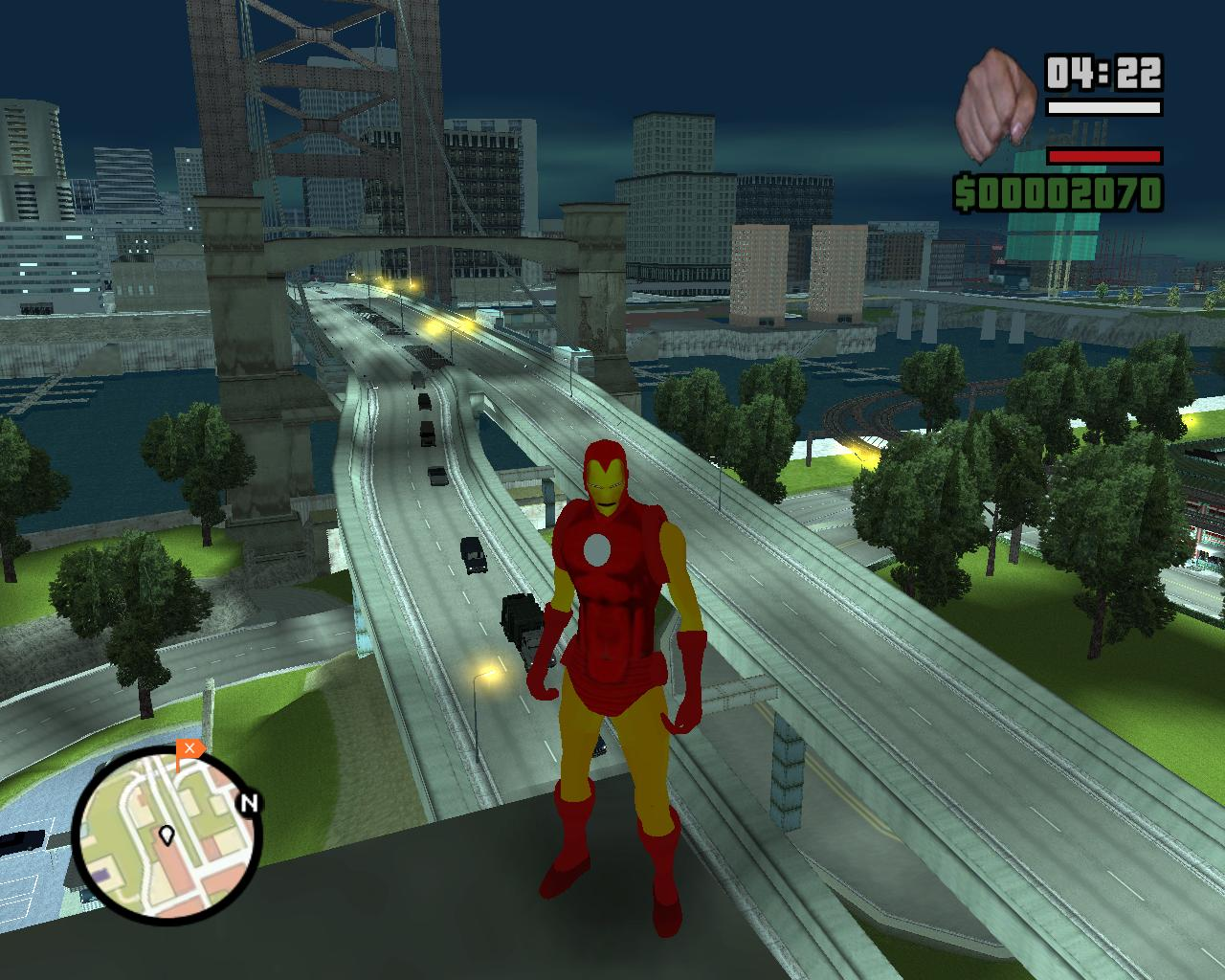 gta san andreas iron man 3 mods and skins download