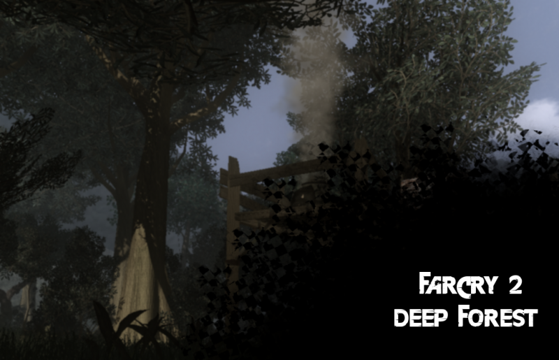 Deep Forest Header