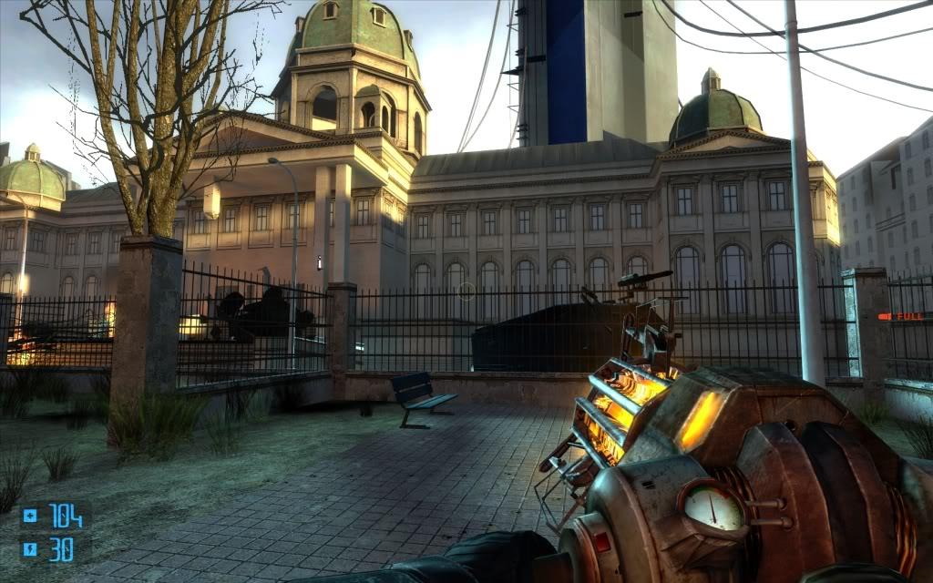 Half Life 2 Smod Redux Version 8