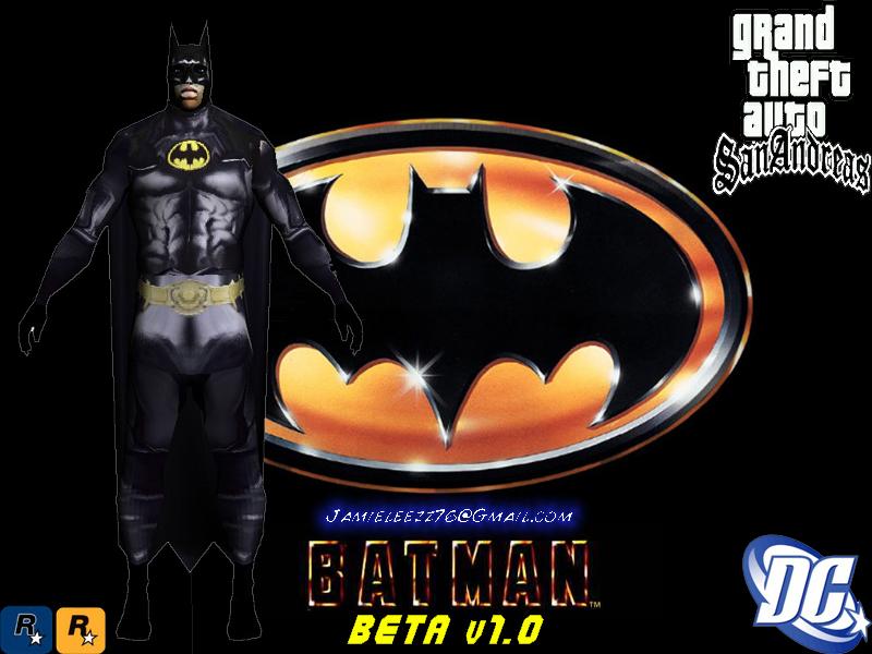 скачать мод на гта сан на бэтмена - фото 6
