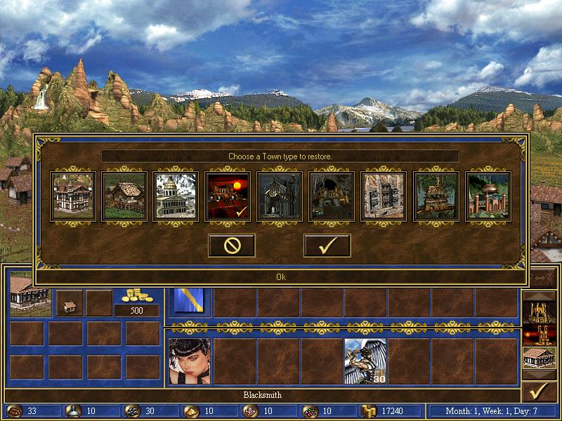 Grove town download heroes 3. 5: wake of gods portal.