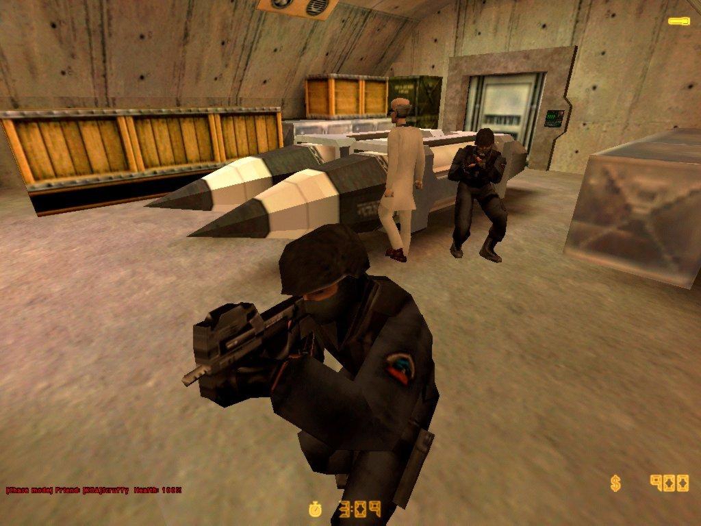 Counter Strike: 15 años de éxito