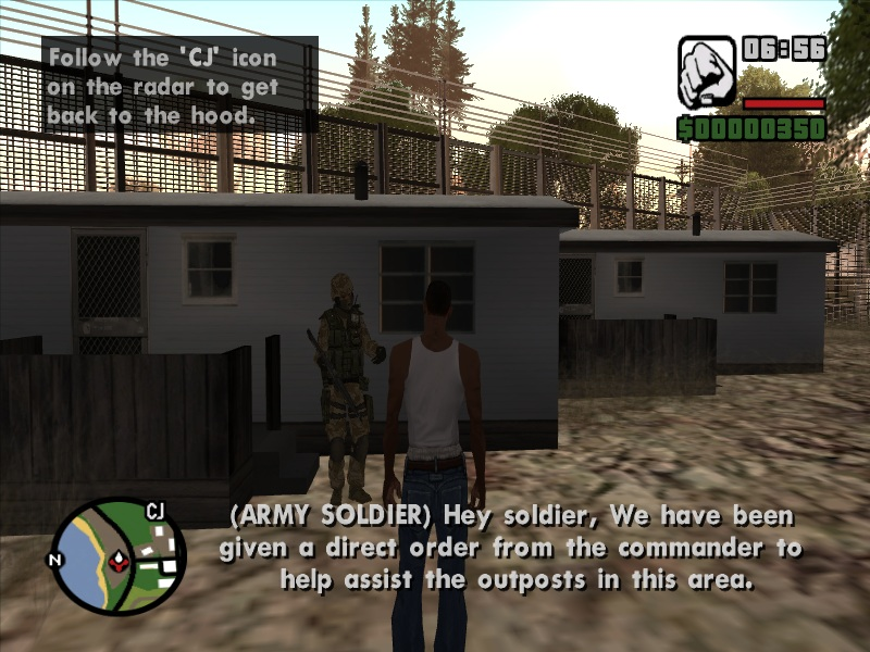 gta san andreas missions guide
