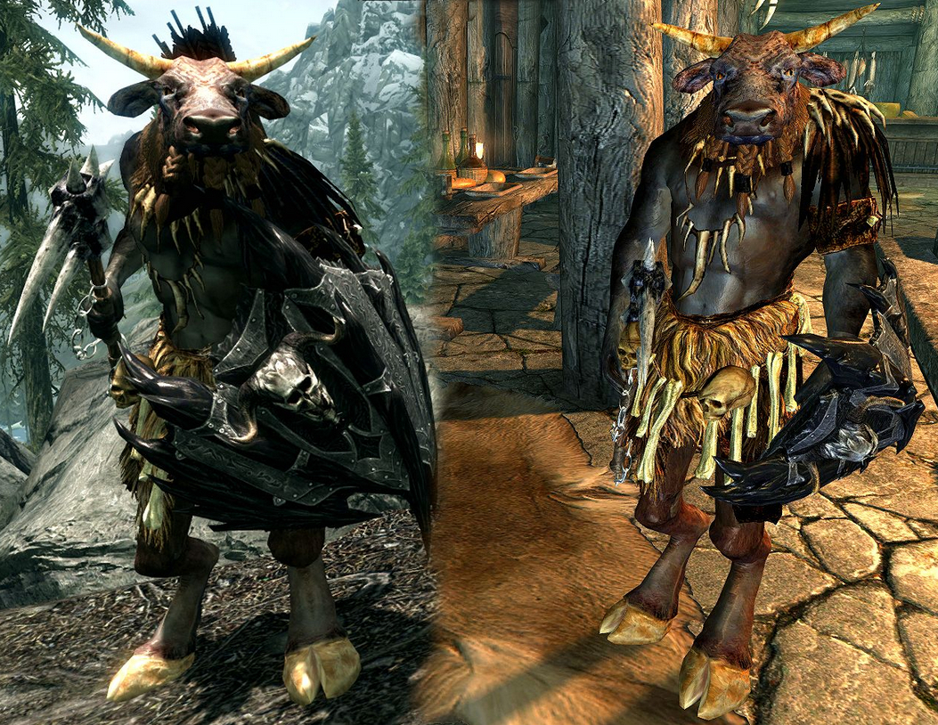 The gallery for --> Skyrim Dragon Race Mods Werevulture Skyrim