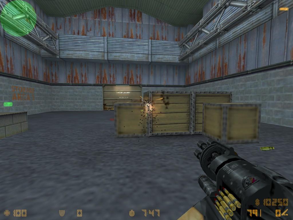 Counter-Strike: Source - Zombie Escape Mod - ze_Mirrors