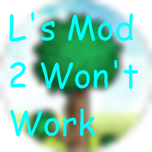 Not A Good Mod At All For Terraria