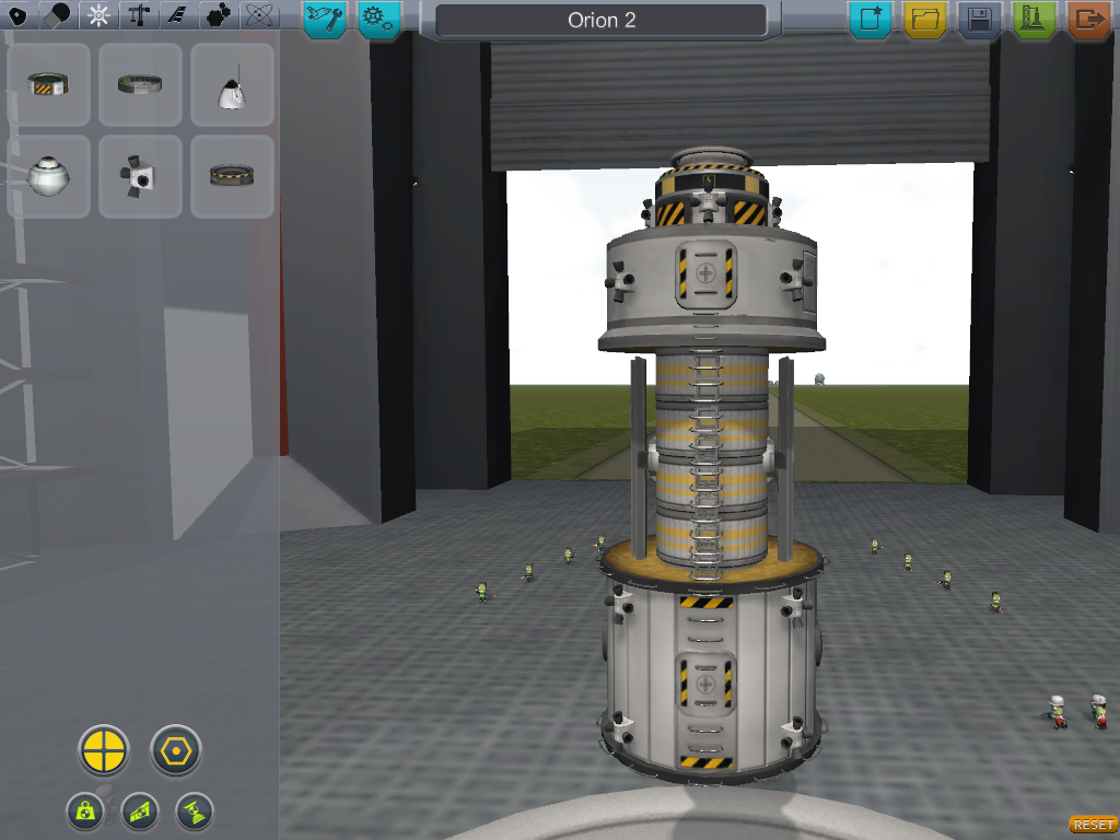 Habitat 1 Module For Ksp File Mod Db