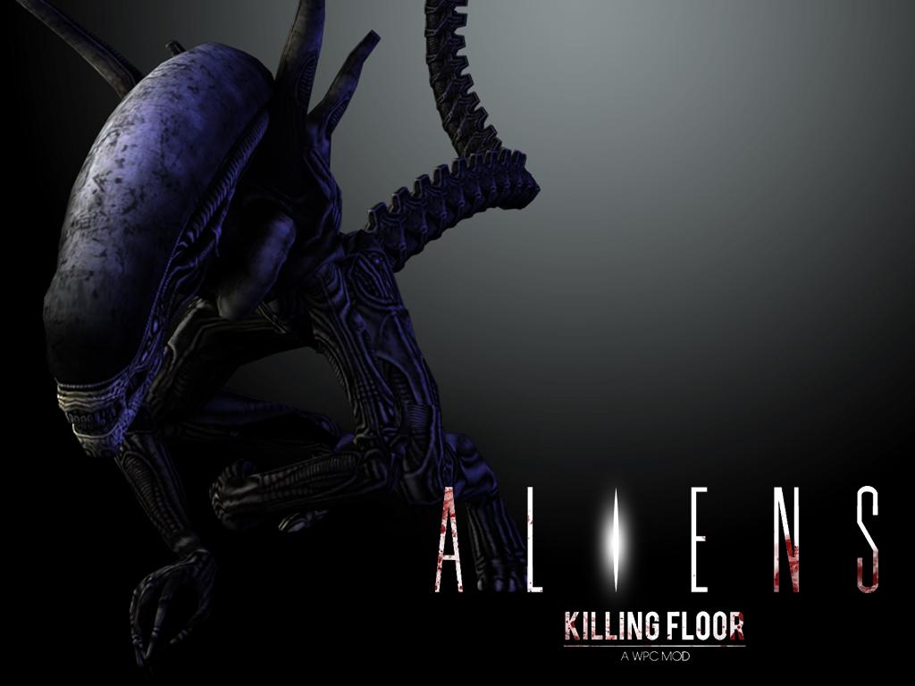 Amazing Aliens : Killing Floor 1.2