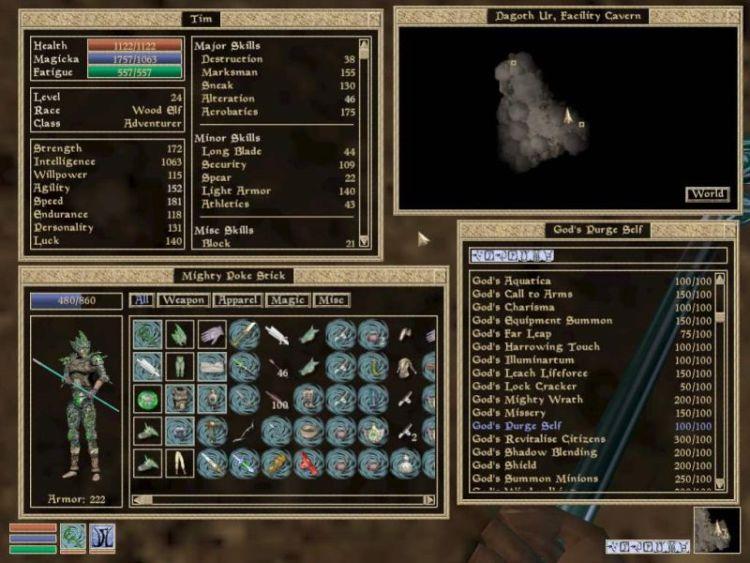 The GoD MoD file - The GoD MoD - Alternate Game Ending for