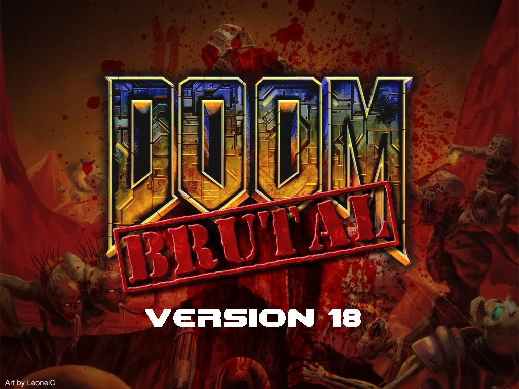 OLD) Brutal Doom version 18a file - Mod DB