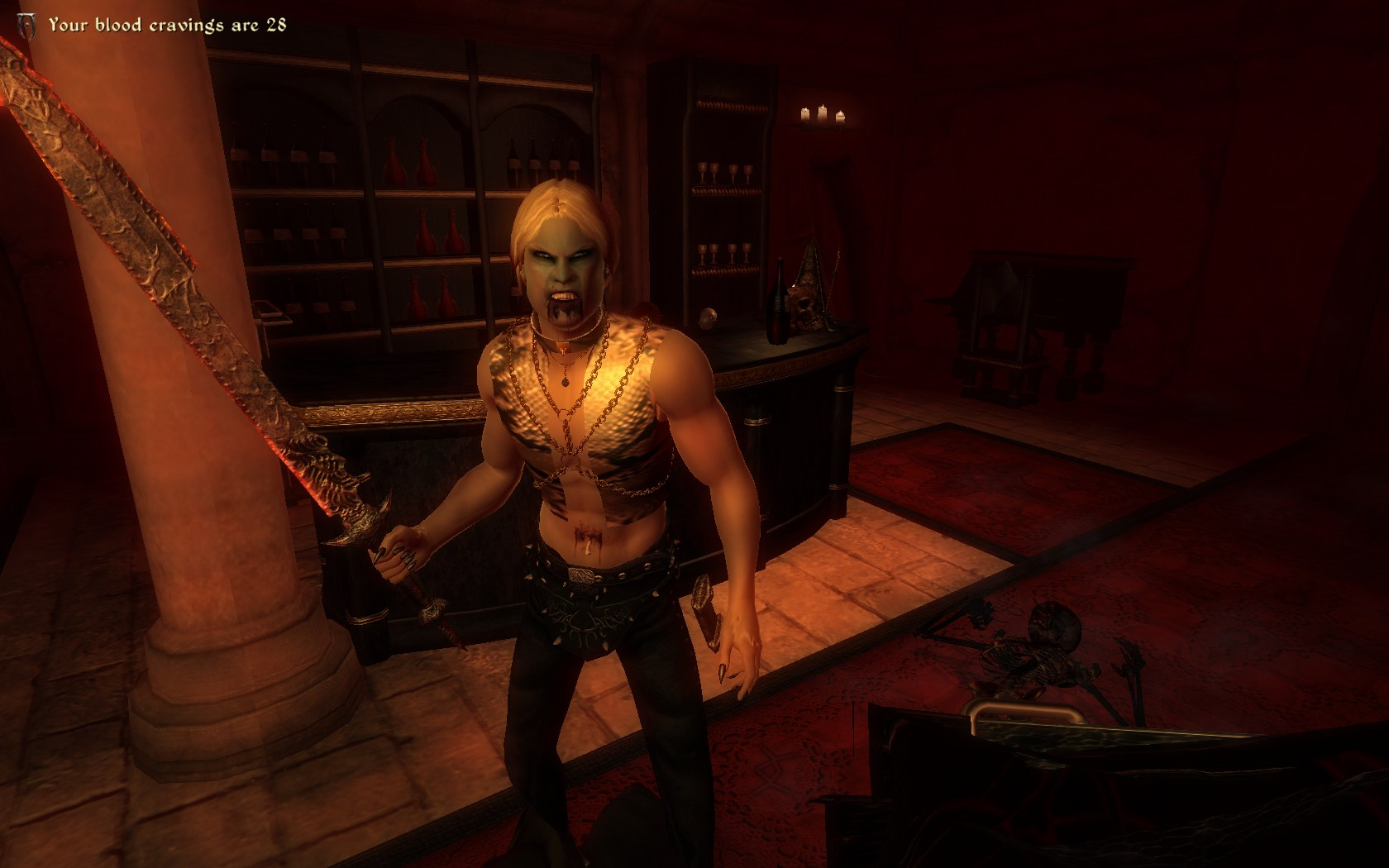 Unholy Darkness Fang pack file - Mod DB