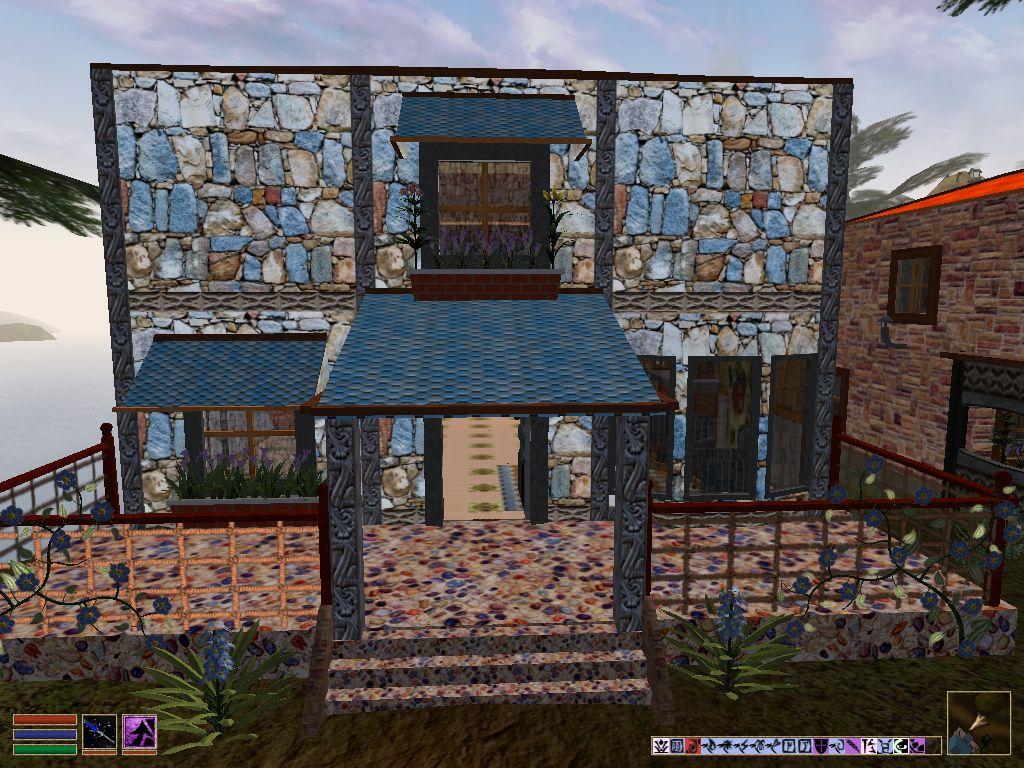 Enchanted Houses Of Seyda Neen Addon Elder Scrolls Iii Morrowind