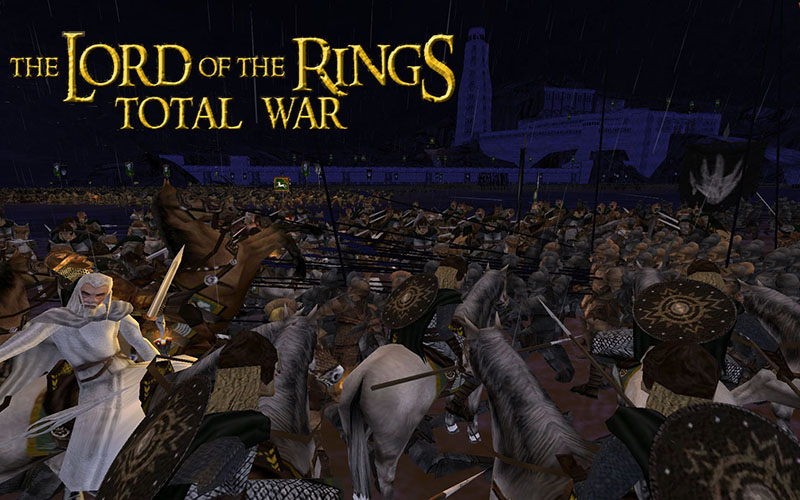 Lord Of The Rings Total War скачать игру - фото 2