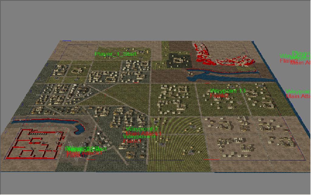 Карты для generals