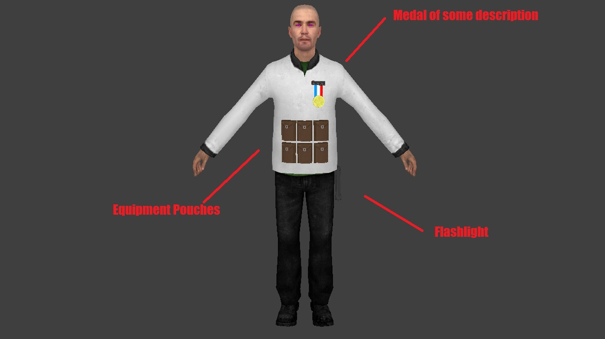Anime Characters For Gmod : Gmod playermodel addon here come the hacks mod for half