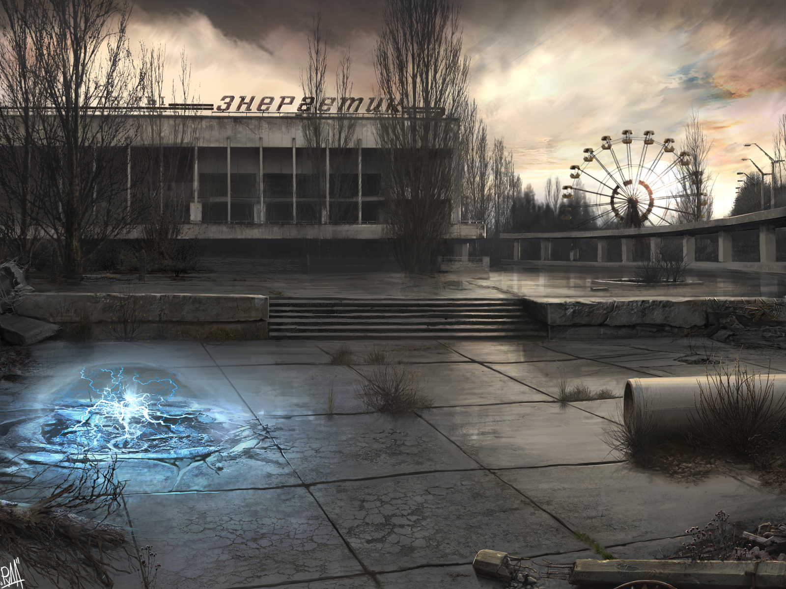 What dead cities are there in Russia