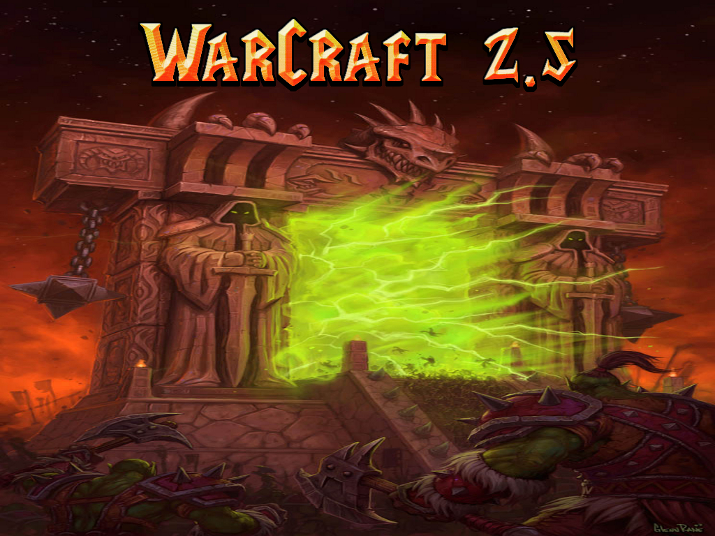 Warcraft 2 5 V0 9n Map Pack Fixed Version Addon Mod Db