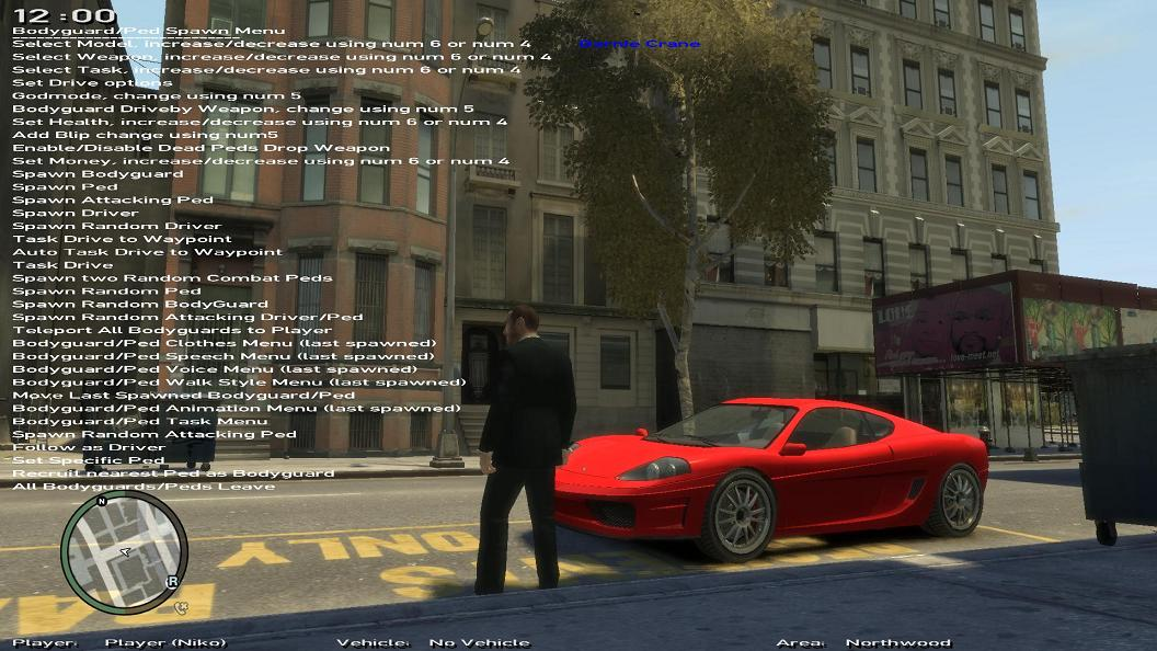 Simple native trainer v 6. 5. 0. 0 для gta 4.