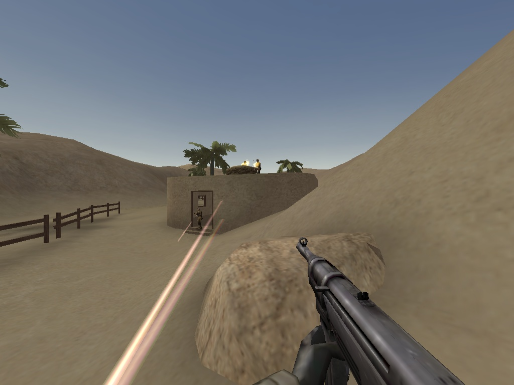 RTCW COOP 0.9.5 Linux file - Return To Castle Wolfenstein: Cooperative Gameplay mod for Return To Castle Wolfenstein