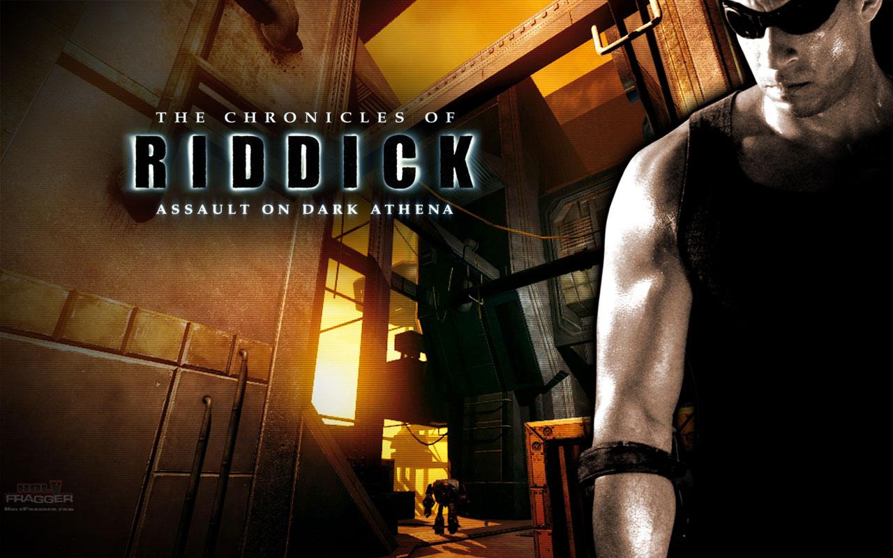 riddick dark athena ending relationship
