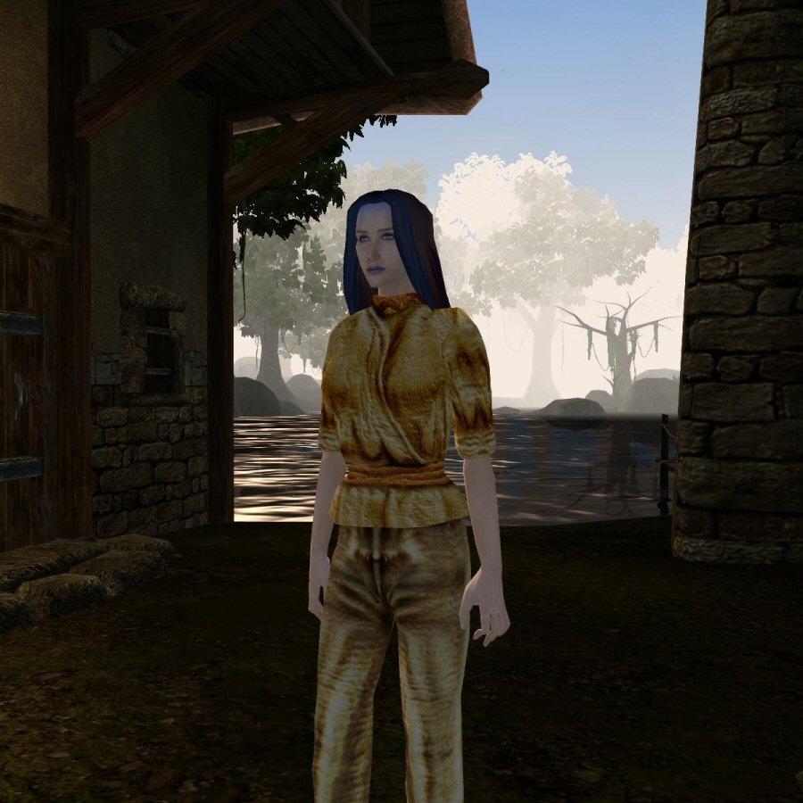 Morrowind boobs mod cartoon gallery
