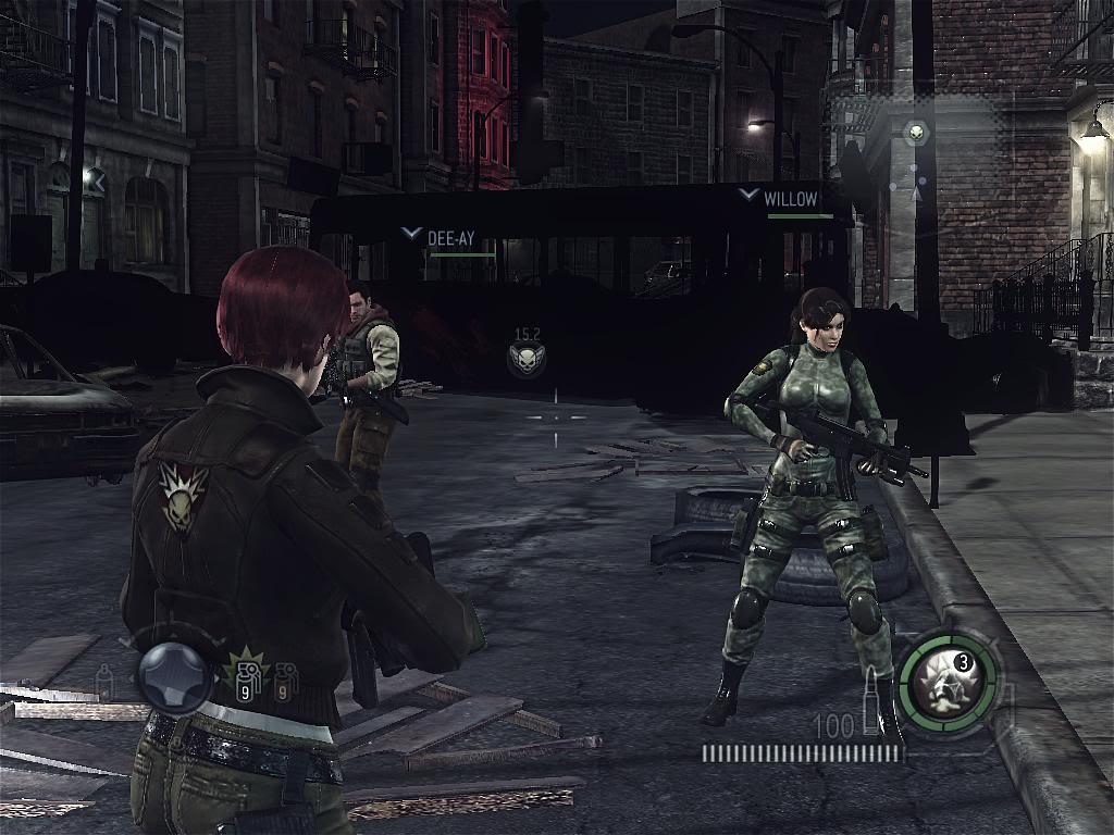 ORC Joystick Patch file - Resident Evil Operation Racoon City - Mod DB