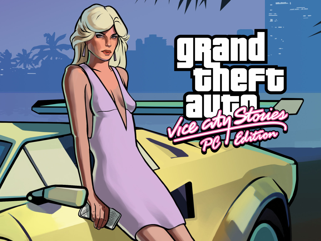 Grand Theft Auto Vice City Edition