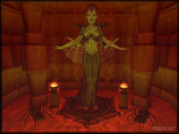 Shrine of Mephela addon - Elder Scrolls III: Morrowind