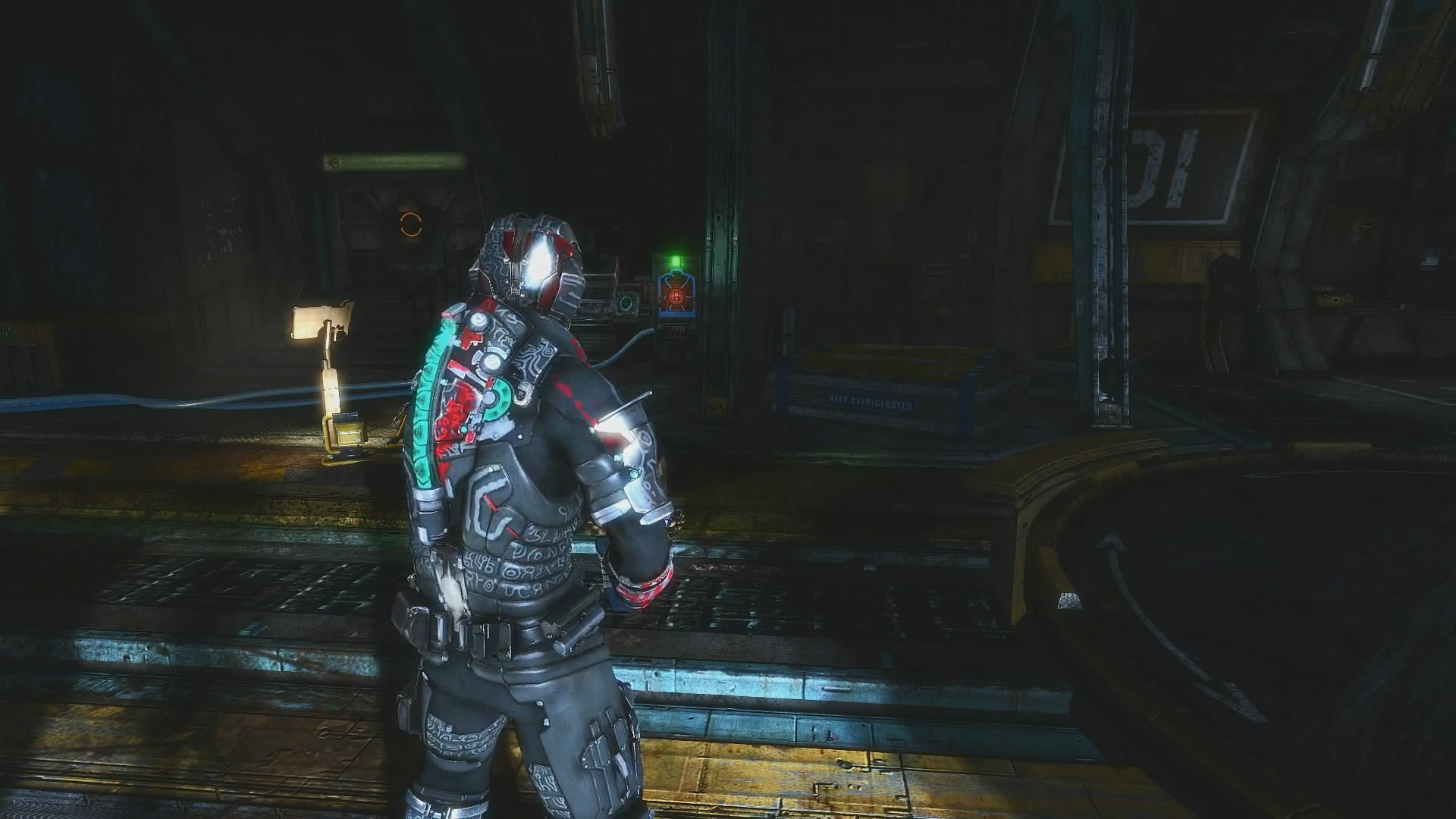 DS Security suits addon - Dead Space 3 - Mod DB