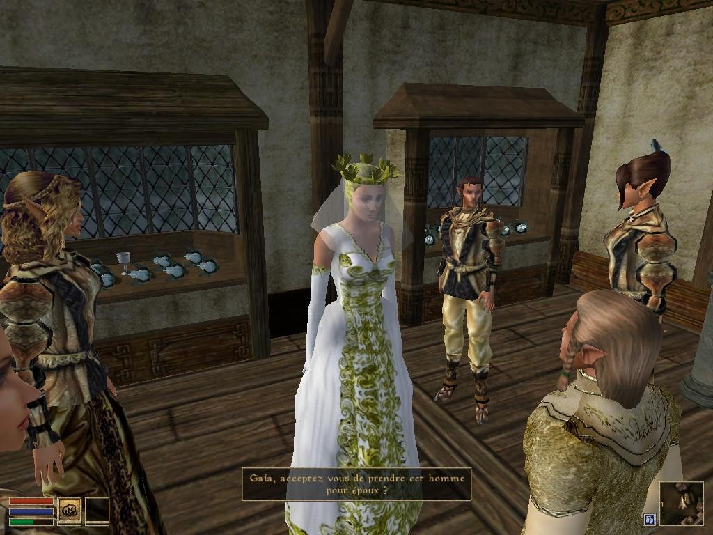 Romance English version addon - Elder Scrolls III: Morrowind
