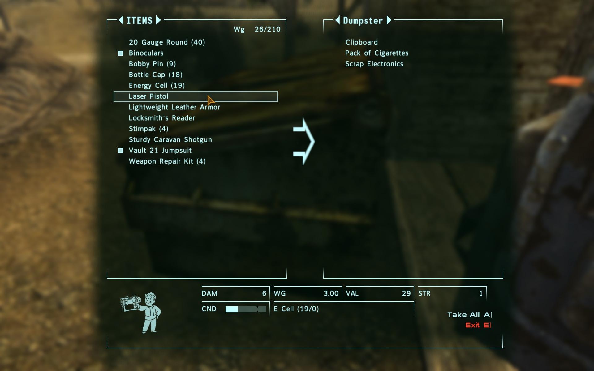 Darnified UI v04 addon - Fallout: New Vegas - Mod DB