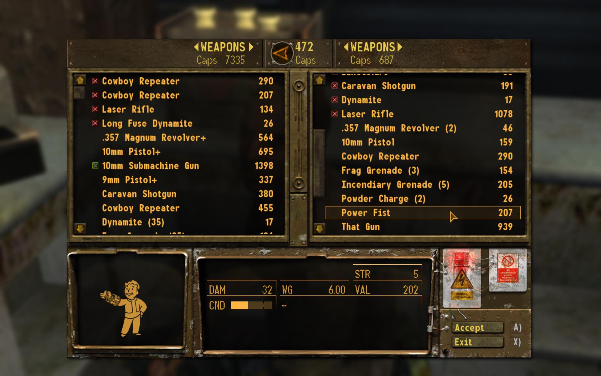 Revelation User Interface addon - Fallout: New Vegas - Mod DB